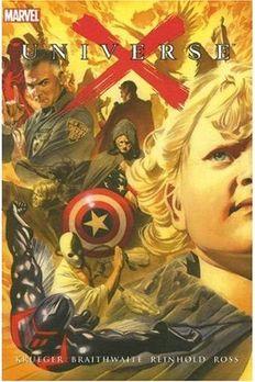 Universe X - Volume 1 book cover