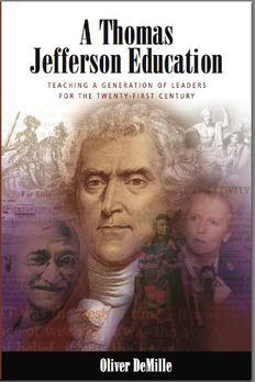 A Thomas Jefferson Education book cover