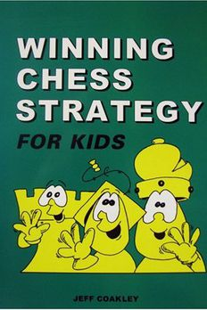 Winning Chess Strategy for Kids book cover