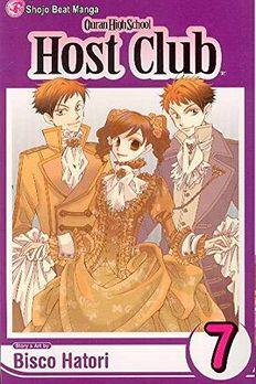 Ouran High School Host Club, Vol. 7 book cover