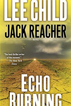 Echo Burning book cover