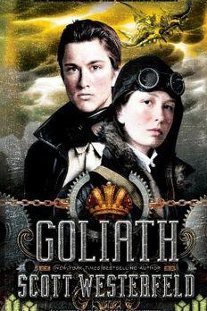 Goliath book cover