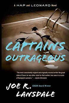 Captains Outrageous book cover