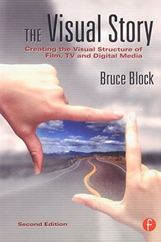The Visual Story, Second Edition book cover