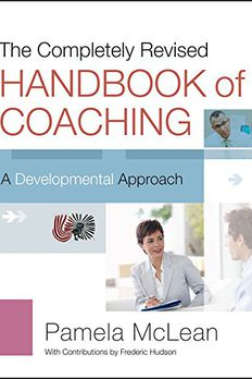 The Completely Revised Handbook of Coaching book cover