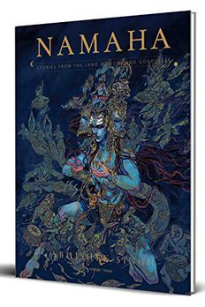 Namaha - Stories From The Land Of Gods And Goddesses book cover