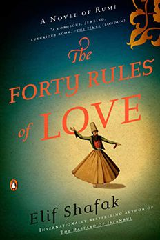 The Forty Rules of Love book cover