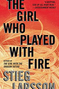 The Girl Who Played with Fire book cover