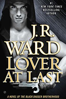 Lover At Last book cover