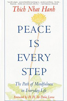 Peace Is Every Step book cover