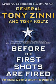 BEFORE THE FIRST SHOTS ARE FIRED book cover