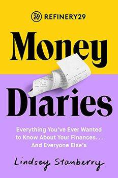 Refinery29 Money Diaries book cover
