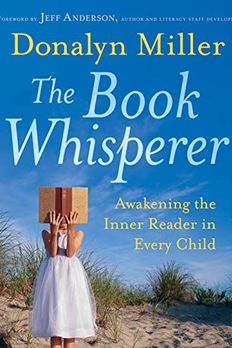 The Book Whisperer book cover