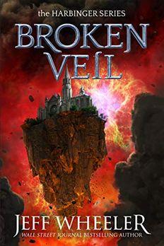 Broken Veil book cover