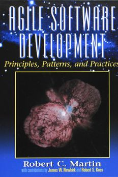 Agile Software Development, Principles, Patterns, and Practices book cover