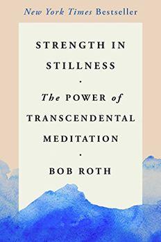 Strength in Stillness book cover