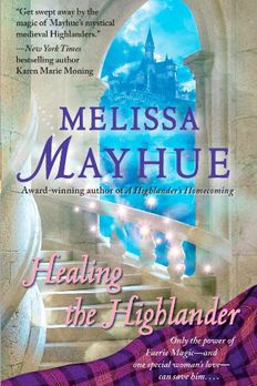 Healing the Highlander book cover