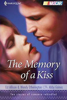 The Memory of a Kiss book cover