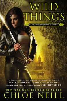 Wild Things book cover