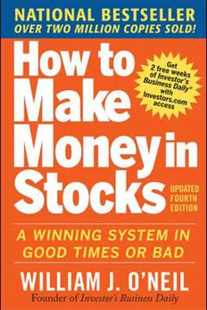 How to Make Money in Stocks book cover