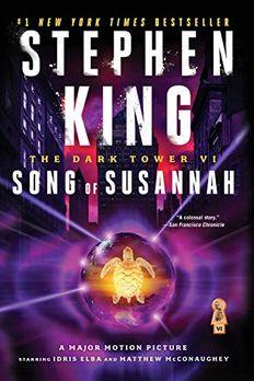 The Dark Tower VI book cover