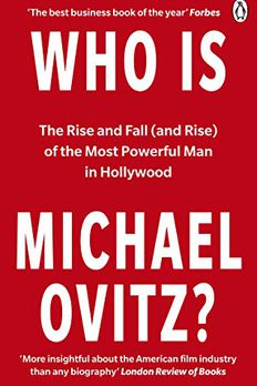 Who Is Michael Ovitz? book cover