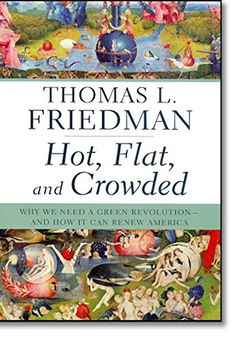 Hot, Flat, and Crowded book cover
