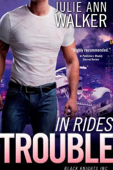 In Rides Trouble book cover