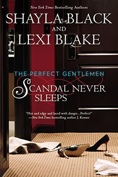 Scandal Never Sleeps book cover