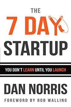 The 7 Day Startup book cover