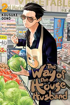 The Way of the Househusband, Vol. 2 book cover
