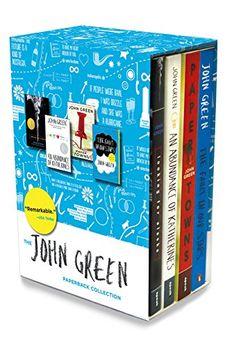 John Green Box Set book cover