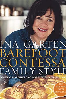 Barefoot Contessa Family Style book cover