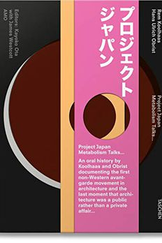 Project Japan book cover