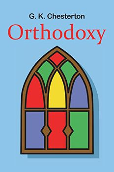 Orthodoxy book cover