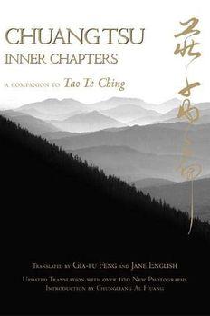 Chuang Tsu book cover