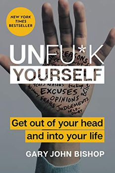 Unfu*k Yourself book cover