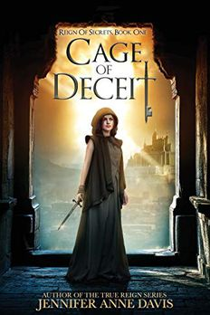 Cage of Deceit book cover