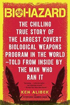 Biohazard book cover