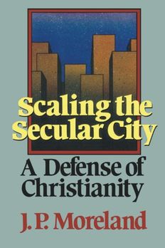 Scaling the Secular City book cover