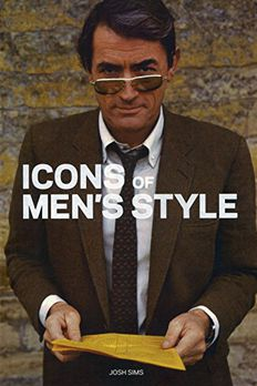 Icons of Men's Style book cover