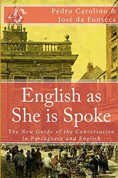 English as She is Spoke book cover