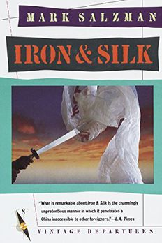 Iron and Silk book cover