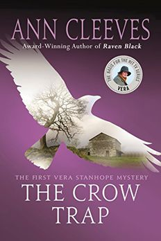 The Crow Trap book cover