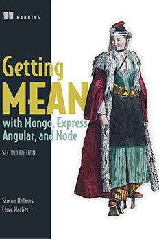 Getting MEAN with Mongo, Express, Angular, and Node book cover