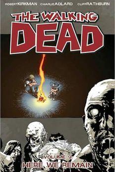 The Walking Dead, Vol. 9 book cover