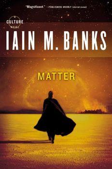 Matter book cover