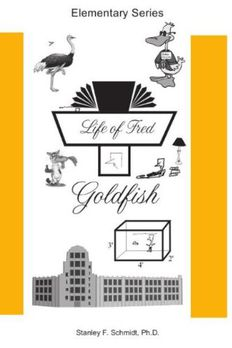 Life of Fred: Goldfish book cover