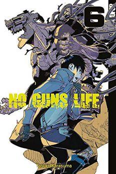 No Guns Life 6 book cover