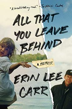 All That You Leave Behind book cover